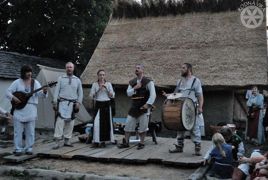 Wolin - XX Festiwal Słowian i Wikingów