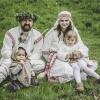 Novomanželé i s dětmi