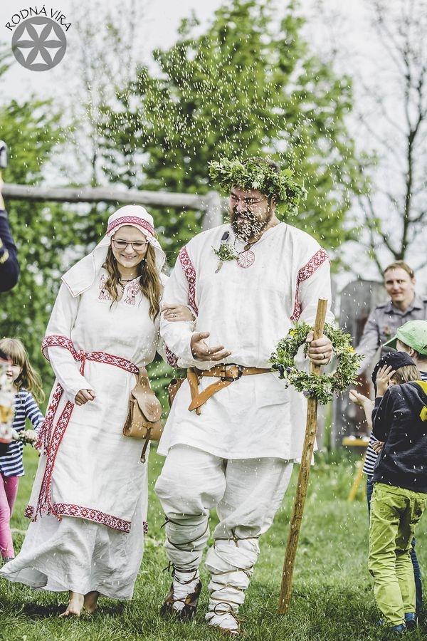 Slovanská svatba